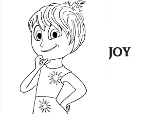 inside out joy coloring pages-#8